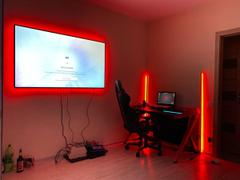 مراجعة مصباح الأرضية LED من Auralamps