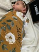 audrey-and-bear Brilliant Rainbow | Swaddle Blanket Review