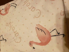 audrey-and-bear Enchanted Magnolias | Swaddle Blanket Review