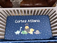 audrey-and-bear Vintage Violet | Crib Sheet Review
