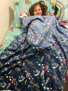 audrey-and-bear Dainty Ballerina | Big Kid Blanket Review