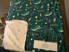 audrey-and-bear Marine Life | Swaddle & Hat Set Review