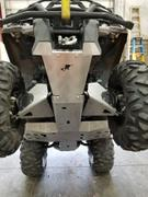Ricochet Off-Road 4-Piece Full Frame Skid Plate Set, 2012-2015 Can-Am Outlander 800 Review