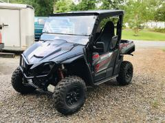 Ricochet Off-Road 2-Piece Floorboard Skid with Rock Sliders, Yamaha Wolverine X2 Review