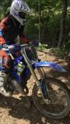 Ricochet Off-Road Yamaha YZ125 and YZ125X  Aluminum Skid Plate Review