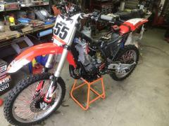 Ricochet Off-Road Honda CR125 & CR250 Kickstands and Sidestands Review