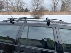 ASG AUTO SPORTS BrightLines VW Jetta Wagon Roof Rack Crossbars 2001-2014 Lockable Steel Review