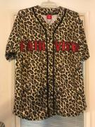 G-Style USA Leopard Print Baseball Jersey Review