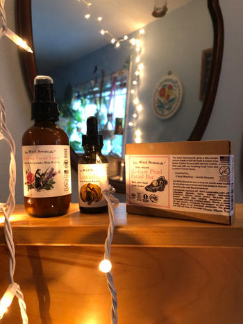 Sea Witch Botanicals Premium Facial Collection - 3 Step Program Review