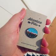 Adventure Pins Cairngorms pin Review