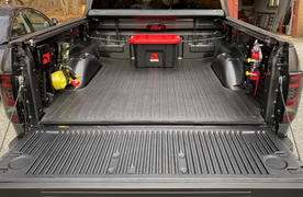 BuiltRight Industries Bedside Rack System - Large Panel | Ford F-150 & Raptor (2015-2020) Review