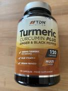 TDN Nutrition Turmeric Plus Review