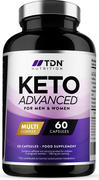 TDN Nutrition Keto Advanced Diet Pills Review