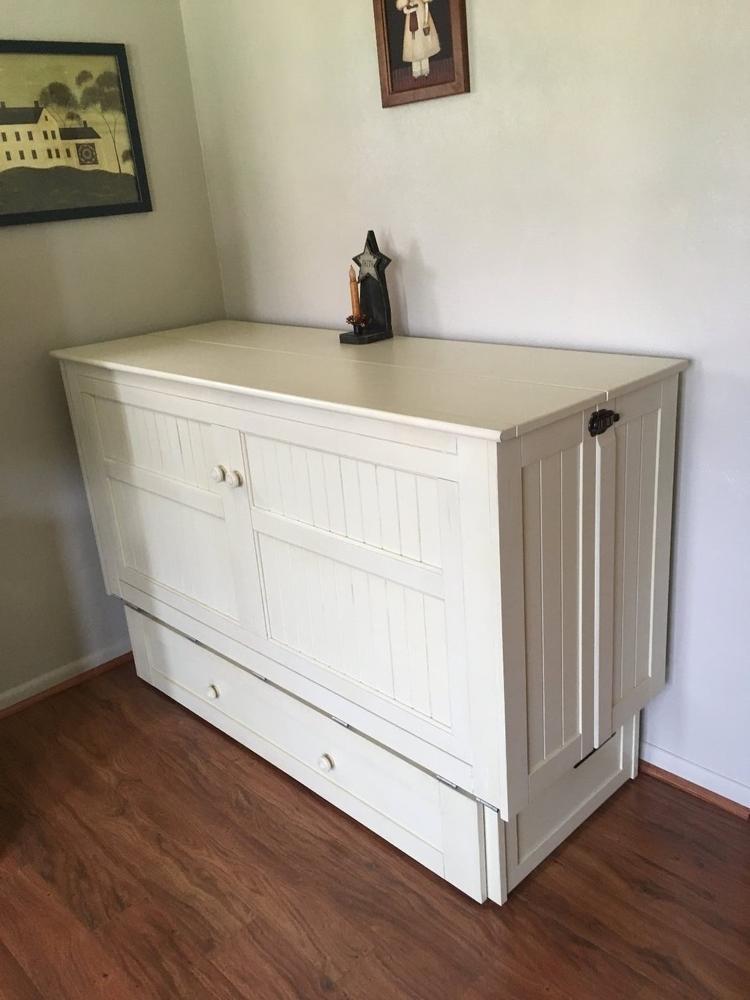 Daisy Queen Murphy Cabinet Bed