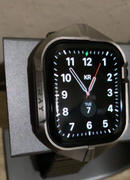 GRAY® CYBER WATCH® Titanium Apple Watch Series 5 Case & Band Review