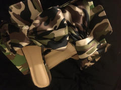 PNK Elephant QUILTED SLIDES CAMO Review
