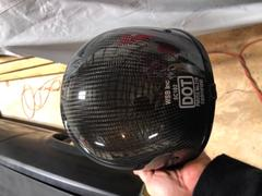 Bikerhelmets.com SOA inspired DOT Beanie Carbonator Gloss Black No Peak Review