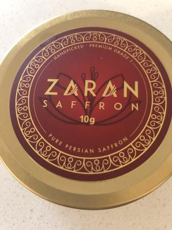 Zaran Saffron  Review