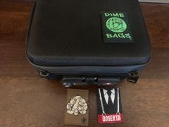 DIME BAGS® Omerta Soldier | Lockable Smell-Proof Case in 2 Sizes Review