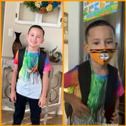 SchoolMaskPack™ Crayola™ Kids Reusable Cloth Face Mask Set, Tip™ Faces, Back to School Supplies Review