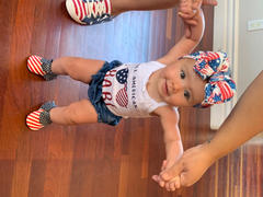 BirdRock Baby Stars and Stripes Baby Moccasins Review