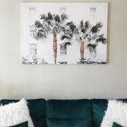 Print and Proper Coastal Palm Resort - Art Print Review
