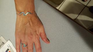 Madison Ashley Paradise Blue Wave Bracelet Review
