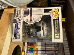 INSANE TOY SHOP Pop! TV #231: Battlestar Galactica: CYLON CENTURION Review