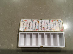 Natural Life Daily Pill Box|Wise Girl Review