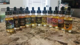 Vapor Technologies Austin Sampler- Try Them All Review