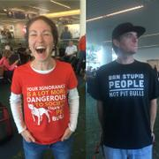 I Love Apparel Ban Stupid People, Not Pit Bulls Review