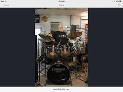 I Love Apparel Never Underestimate An Old Man With A Drum Set - T Shirt Review