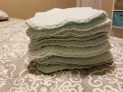 Green Mountain Diapers Cloth-eez Mini Wipes Review