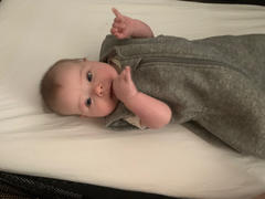 Green Mountain Diapers Disana Boiled Wool Sleeping Bag Review