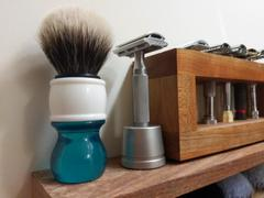 Grown Man Shave Rockwell 6S - Adjustable Stainless Steel Safety Razor Review