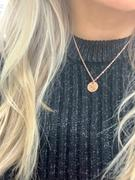 Mystic Moon Shop, Inc Dandelion Necklace Choose Your Metal And Length Semi Precious Review