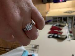 Tiger Gems 3.25 ctw Art Deco Round Accented Solitaire Set Review