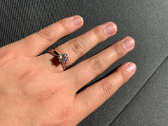 Tiger Gems 1.5 ct 6 Prong Stacking Solitaire - Rose GP Review