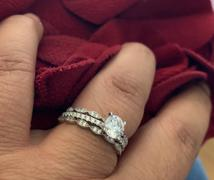 Tiger Gems 1.25 ctw Round Accented Solitaire Ring Review