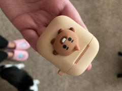 LINE FRIENDS COLLECTION STORE BT21 BABY SHOOKY AIRPODS CASE Review
