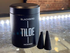 BLACKBIRD Tilde Incense Review