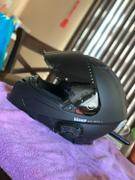 Voss Helmets 989 Moto-V Matte Black/Gun Metal Rei Full Face Helmet Review