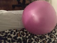 Live Infinitely  Professional Grade Mini Exercise Ball Review