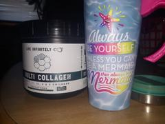 Live Infinitely  Multi Collagen Protein Powder Type I, II, III, V & X Collagen Review