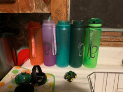 Live Infinitely  Ombre 24 Oz Insulated Sports Bottles Review