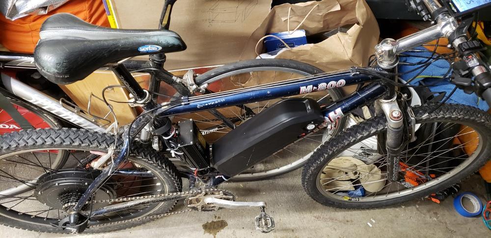 6V-48V Filmer Premium 49011 E-Bike LED Rücklicht