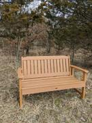 Highwood USA  Lehigh Garden Bench - 4ft Review