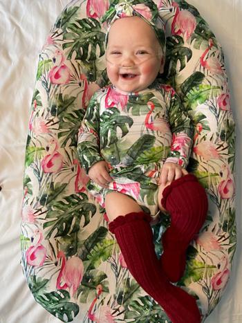 Little Bum Bums Mother Of The Flocking Year Ruffle Dress Review