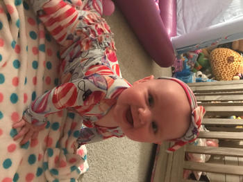 Little Bum Bums All the Jingle Ladies Headwrap Review