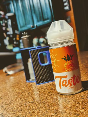 BuyVapor.com 100mL - Taste Vapors - Orange U Fineapple Review